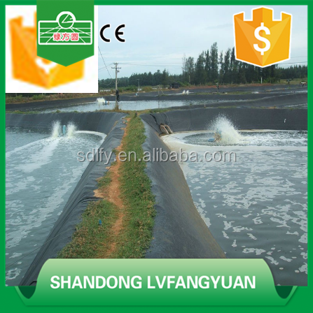 High Quality HDPE pond liner geomembrane