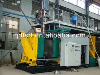 5000L Plastic Extrusion-blow moulding Machine
