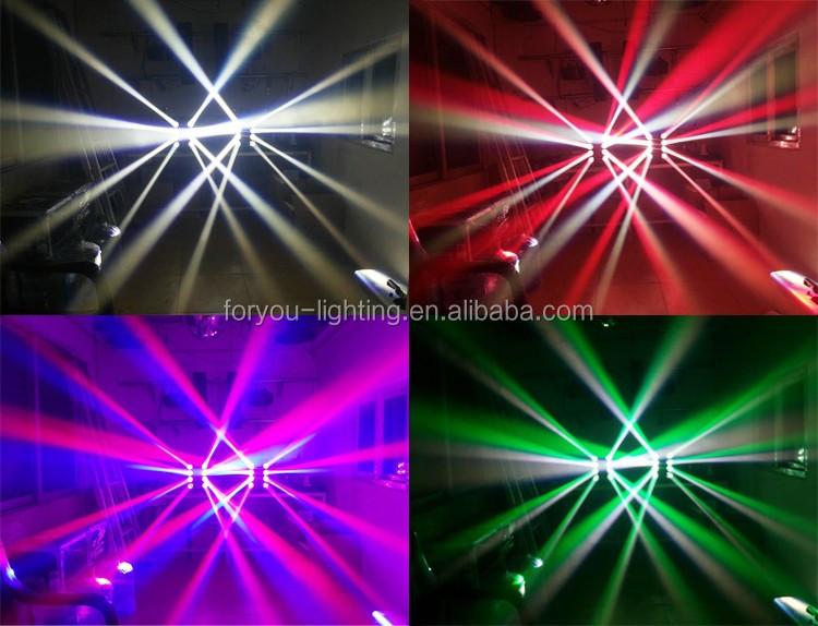 8x10W RGBW Sharpy LED Moving Heed Spider Beam-5.jpg