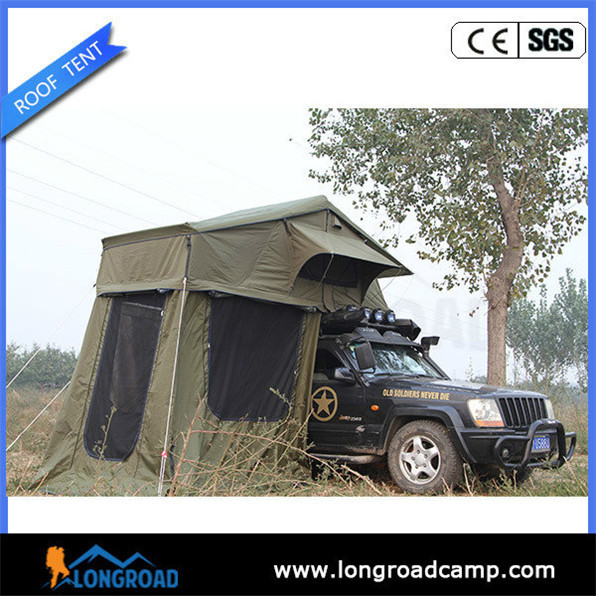 Auto used pop up tent trailer