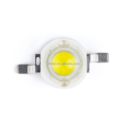 590-595nm 1Watt yellow High Power LED 40-50lm For Led Candle Light