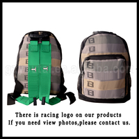 2016 Racing Harness Backpack Whole Sale Custom Racing Backpack New Version JDM Racing Backpack