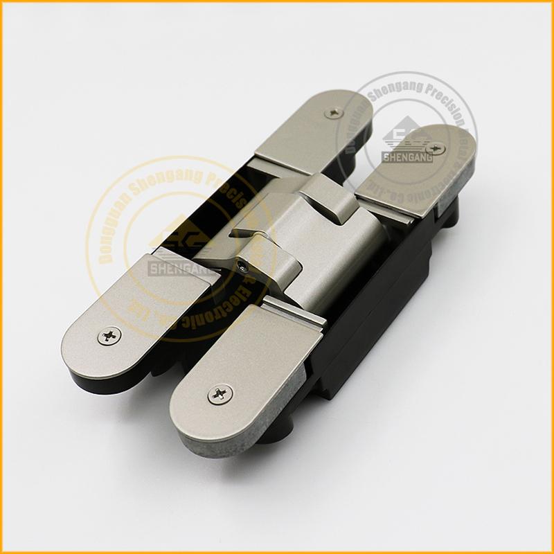 3d adjustable concealed interior door hinge buy 3d for Concealed door hinges