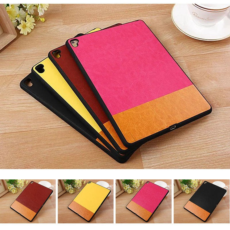 high quality crazy horse leather back cover cases for ipad Pro 9.7 inches , for ipad pro case