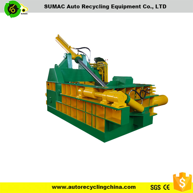 Automatic Hydraulic used scrap metal balers for sale