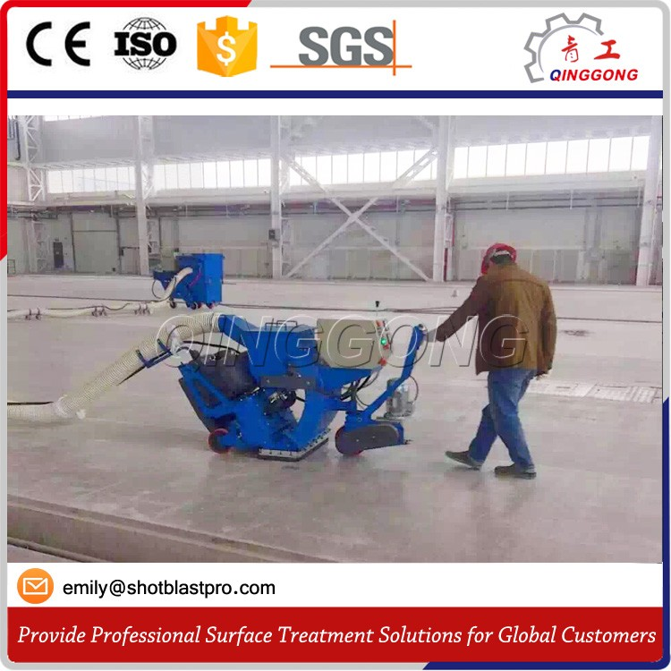 Customized Road Surface Shot Blasting Machine manufacture from china