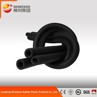 heat insulation PVC Rubber foam pipe / tube for air conditioning