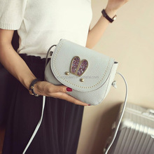 ZW69 wholesale 2017 new mini bag line shoulder Messenger Bags of rabbit ears