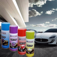 Wholesale car care products Wax car dashboard shine spray, Car leather wax