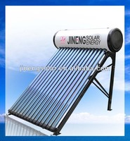 200L Compact Pressure Heat Pip Solar Water Heaters With Safty Valve Mag Bar
