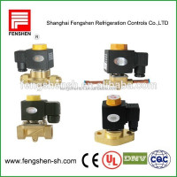 Water Solenoid Valve Available R134A R22