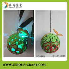Wholesale fashional polyresin ball for home decors