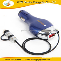 Quality assured best sell dual usb car and home charger