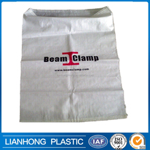 PP woven bag for courier used, Bio-degradable polypropylene material bag for cement/sand packing.