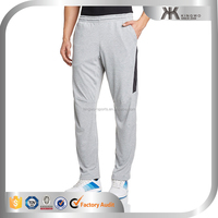 custom men's active basic jogger outdoor, gray color wholesale gym wear, fashion sweat pants