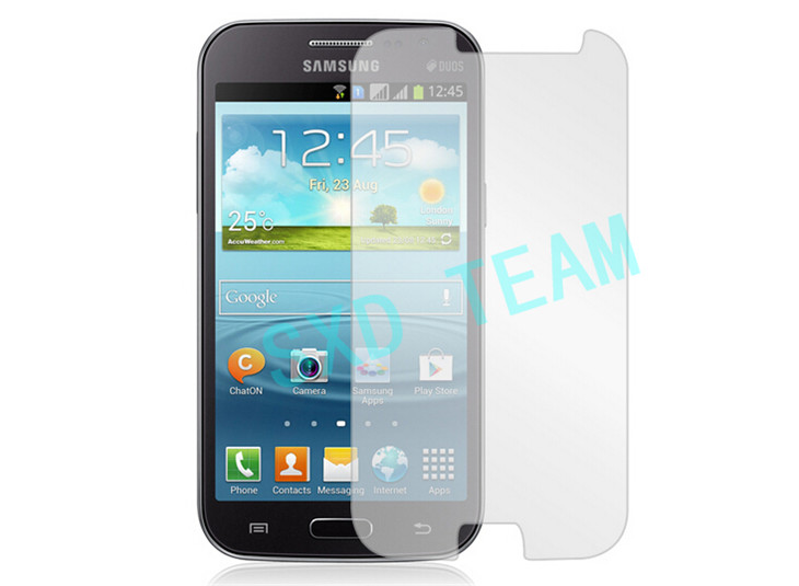 Wholesale 9H hardness 0.26mm tempered glass screen protector for Samsung Galaxy Win i8552 8552 TG8552