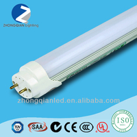 single pin 36W 2400mm/8ft AC85-265V 4100K white led tube light T8