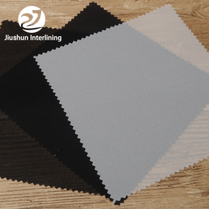 China Supplier Fusible Woven Men Swear Interlining