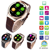 2016 No.1 S3 Bluetooth Smart Watch MTK2502 Wrist Smartwatch APK for Apple IOS Samsung Android