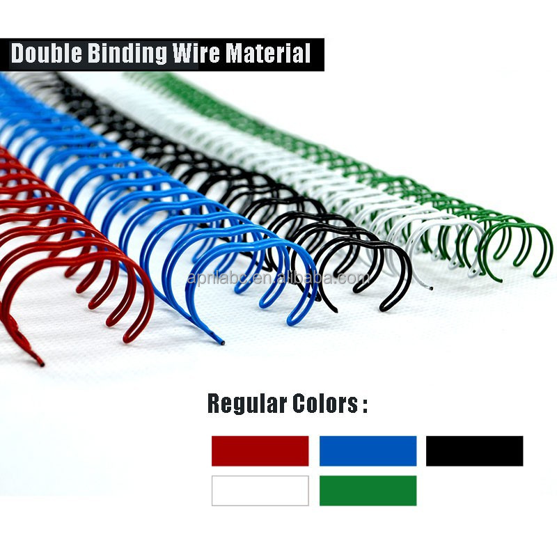 Double Metal Binding wire