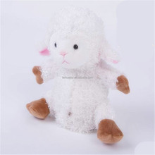 2018 New Gift Talking Cute Sheep Electronic Walking Plush Toy For Babies