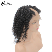 HaoHaoHair Wholesale Cheap 100% virgin brazilian hair human hair u part wig white women lace wigs