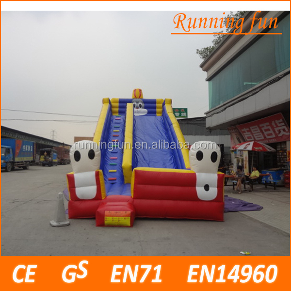 free shipping inflatable combo games, inflatable slide and bouncer combo