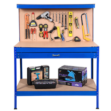 Perfect quality thickened angle steel frame drawer workbench