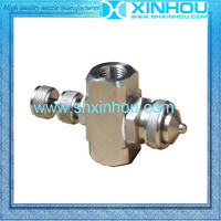 Water atomization irrigation mist greenhouse system nozzle
