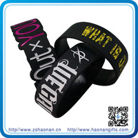 safety light bracelets and handcraft bracelet for alibaba customer from zhongshan gold supplier
