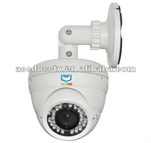 IR spherical camera housing/infrared turret camera casing
