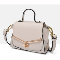 Customize purses handbags 2016 high quality luxury Leather bag china supplier