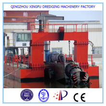New dredger in China