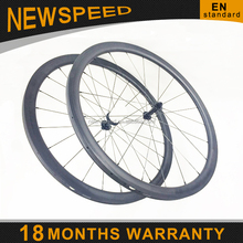 Carbon speed cycle road cycling wheelset carbon race wheels U shape 25mm tubular 38mm with only 257g Bitex hubs, 20/24H spokes