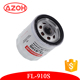 Car engine parts lubrication system stainless steel oil filter cleaner FL-910S,FL910S,BE8Z-6731-AB MOTORCRAFT for FORD