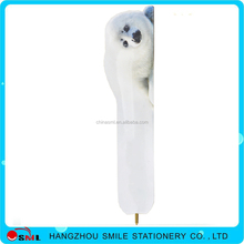 2016 User Friendly cheap Recycle Plastic Paper Ball Pen Eco Pen