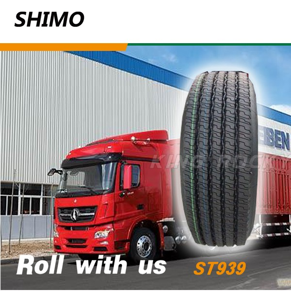 chinese SHIMO brand 12r/22.5 truck tires
