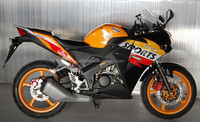 popular racing motorcycle 150cc/200cc/250cc sport bike (TKM250-F)