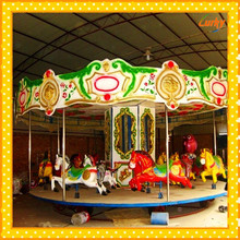 Cheapest price amusement park carousel manufacturers looking for distributors
