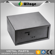 Famous Brand Fastness sheet metal electrical outdoor enclosure