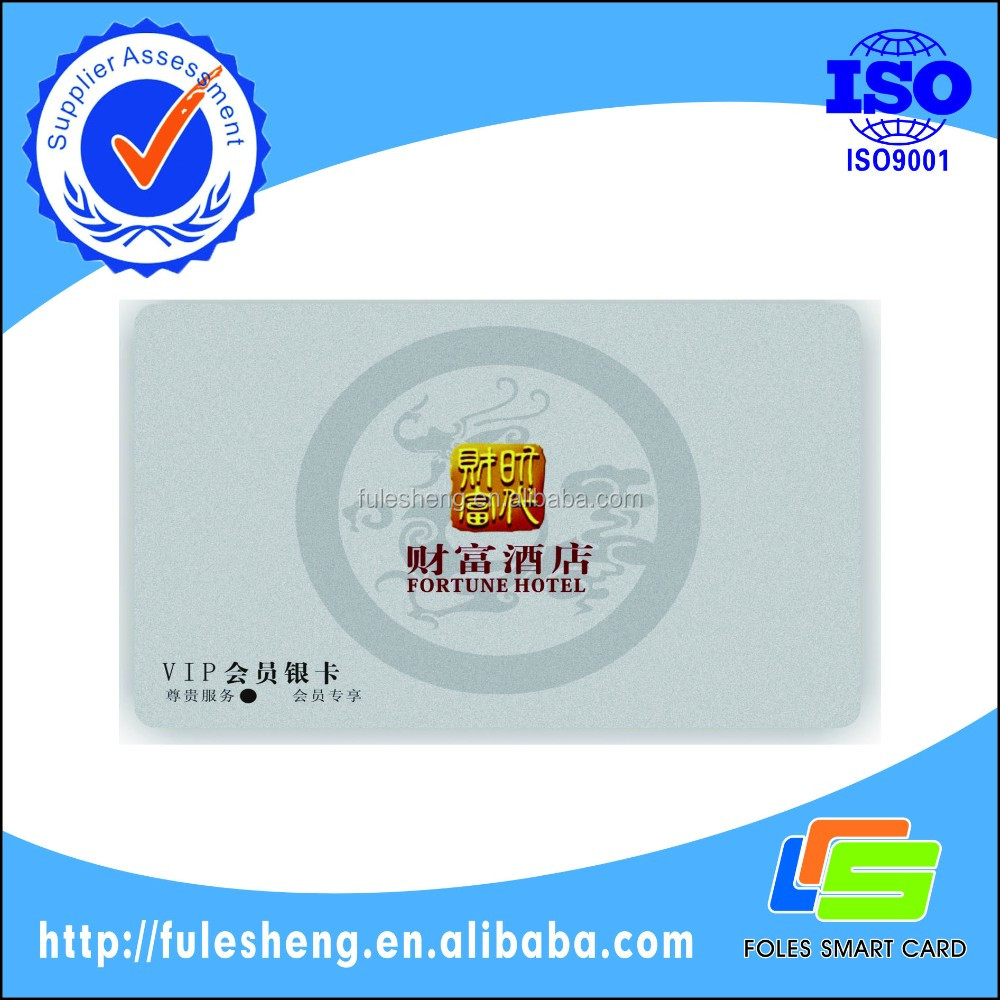 Customized CPU Smart Card Suit for Bank, Traffic, Insurance, Supermarket From Foles