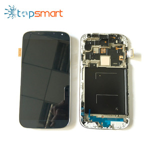 China manufacturers cell mobile phone spare parts lcd for S4 i9500