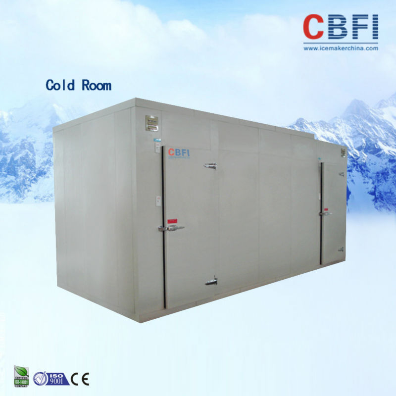 Container used refrigeration units for trucks