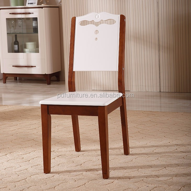Fashion modern design dinner chairs model wooden chair pictures for sale