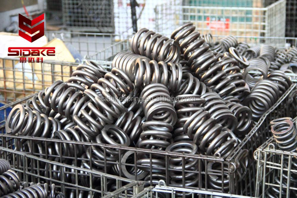Compression Spring Industry Compression Spring High Quality Car Seat Springs Large Coil Springs
