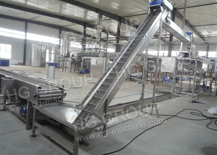 HG supplying natural potato crisps making machine /lays potato crisps making machine/fresh potato crisps making machine