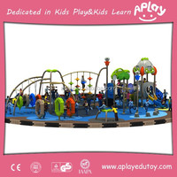 Happy Space Series Children Outdoor Playhouse play Equipment
