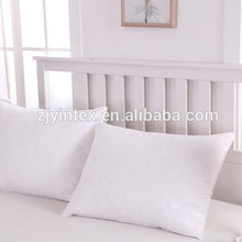 Hotel 100% Cotton Downproof 2-4cm White Duck Feather Pillow
