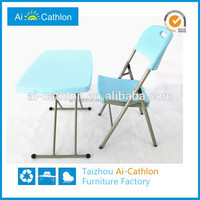 Fast supplier folding bed study cum computer table and chair set