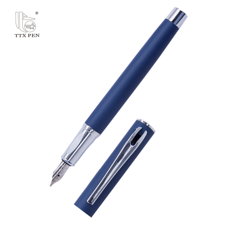 2018 Small MOQ 500pc Can Order Top grade Business Gift fountain pen